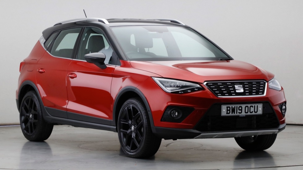 2019 Used Seat Arona 1L XCELLENCE Lux TSI