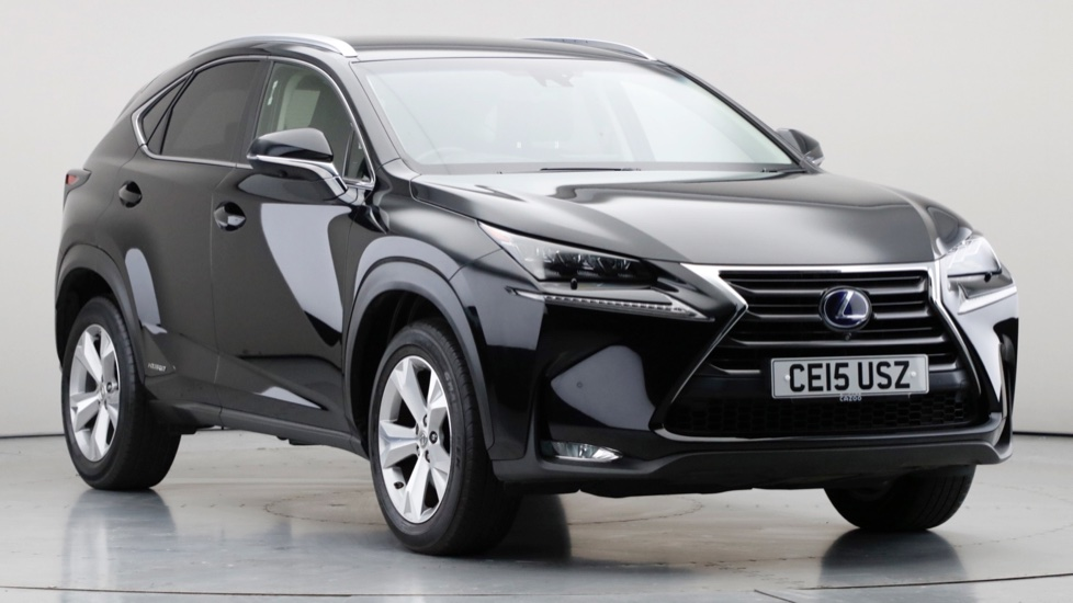 2015 Used Lexus NX 300h 2.5L Premier
