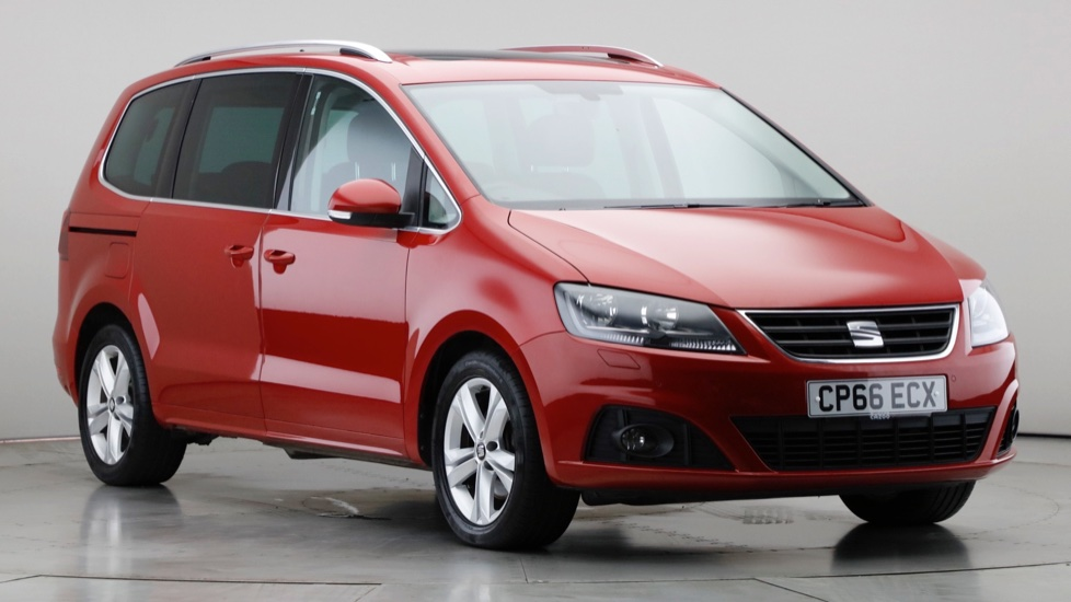 2017 Used Seat Alhambra 2L SE Lux Ecomotive TDI