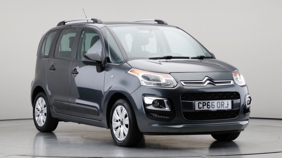 2017 Used Citroen C3 Picasso 1.6L Edition BlueHDi