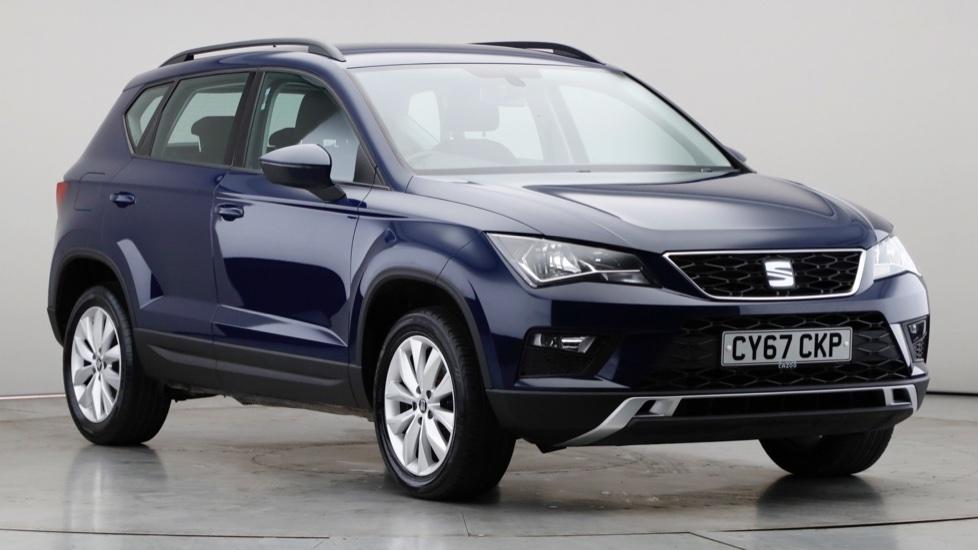2017 Used Seat Ateca 1L SE Ecomotive TSI