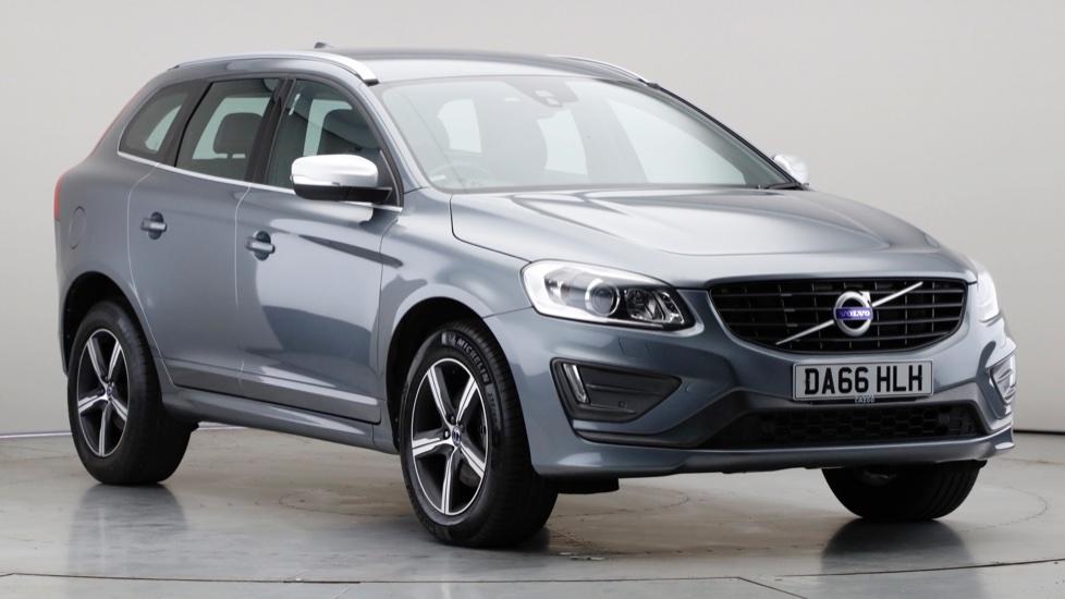 2016 Used Volvo XC60 2.4L R-Design Lux Nav D5