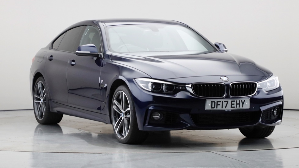 2017 Used BMW 4 Series Gran Coupe 3L M Sport 435d
