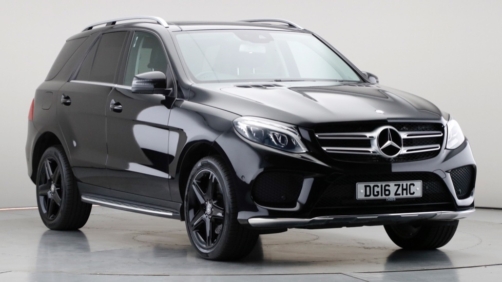 2016 Used Mercedes-Benz GLE Class 2.2L AMG Line GLE250d