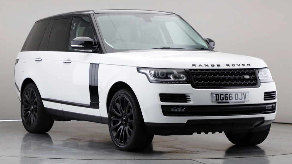 2016 Used Land Rover Range Rover 3L Vogue SE TD V6