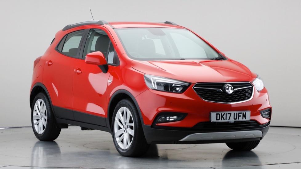 2017 Used Vauxhall Mokka X 1.6L Active i