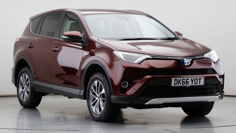 2016 Used Toyota RAV4 2.5L Business Edition Plus VVT-h
