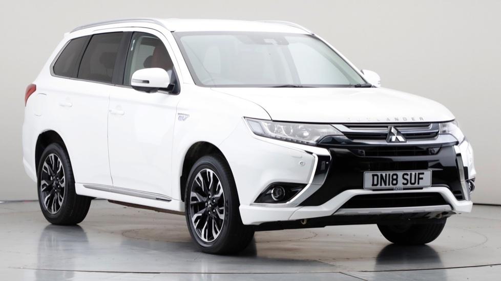2018 Used Mitsubishi Outlander 2L 5hs h