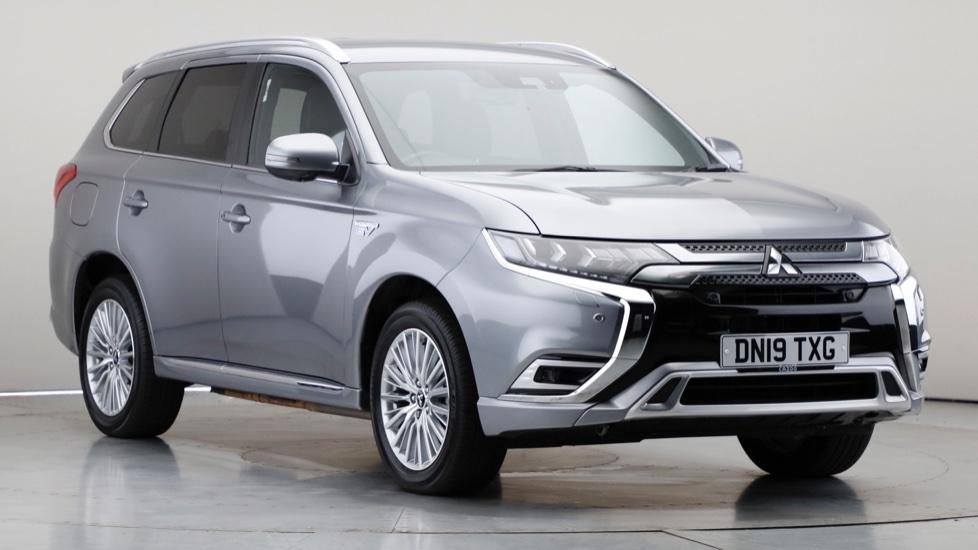 2019 Used Mitsubishi Outlander 2.4L 4hs h TwinMotor