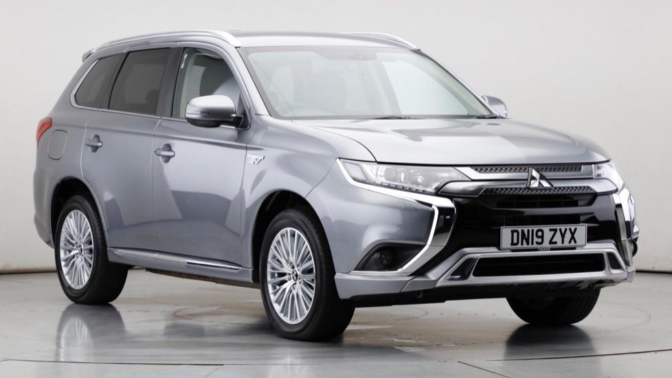 2019 Used Mitsubishi Outlander 2.4L Juro h TwinMotor