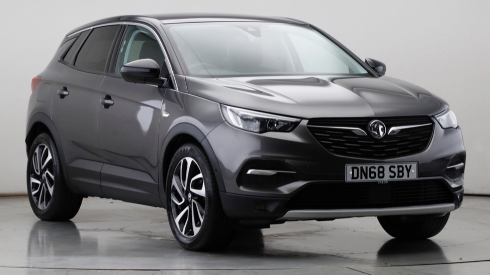 2018 Used Vauxhall Grandland X 1.2L Elite Nav Turbo