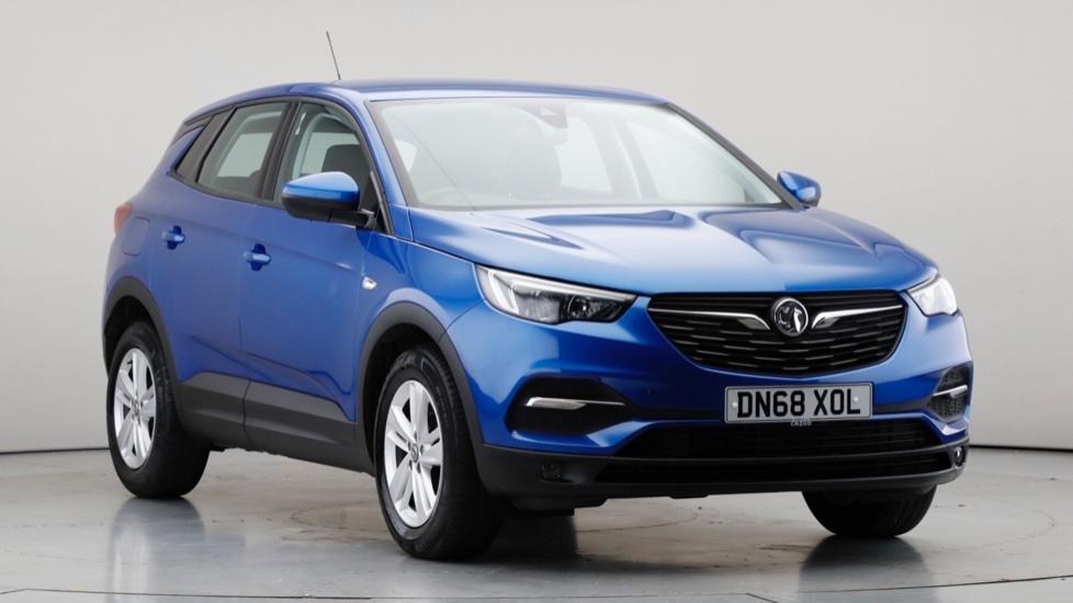 2018 Used Vauxhall Grandland X 1.5L SE BlueInjection Turbo D