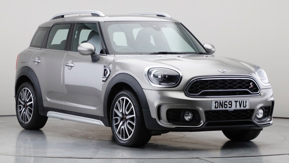 2019 Used Mini Countryman 2L Cooper S Sport