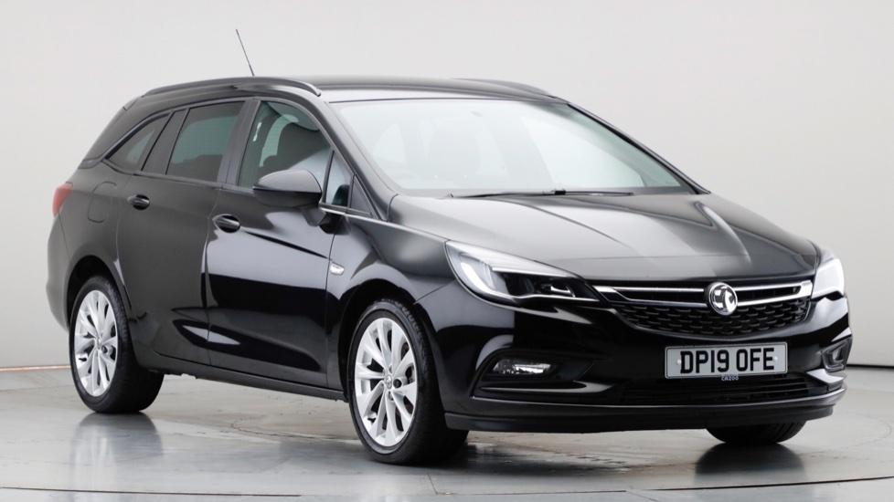 2019 Used Vauxhall Astra 1.4L Design i Turbo