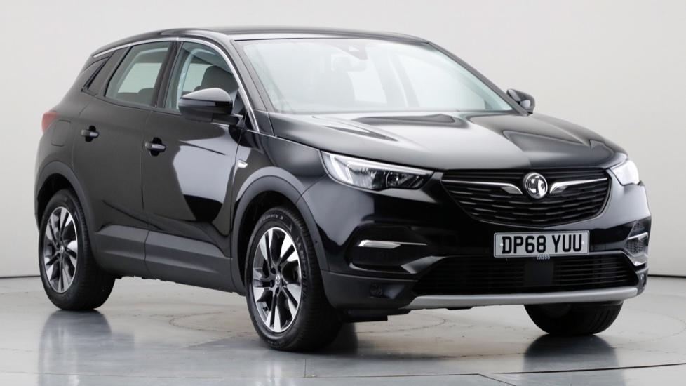 2019 Used Vauxhall Grandland X 1.5L Sport Nav BlueInjection Turbo D