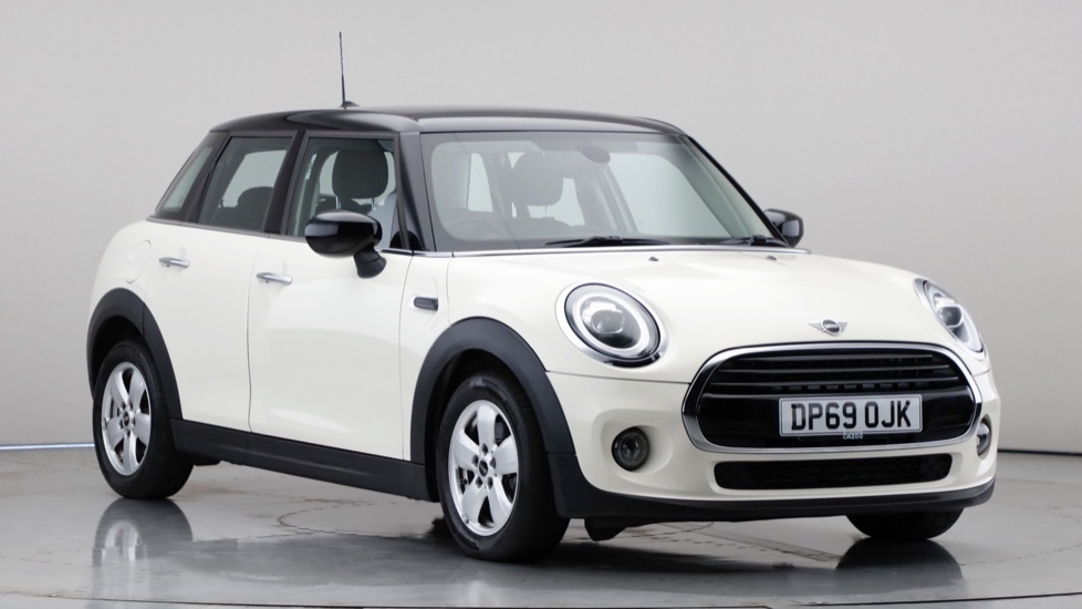 2019 Used Mini Hatch 1.5L Cooper Classic