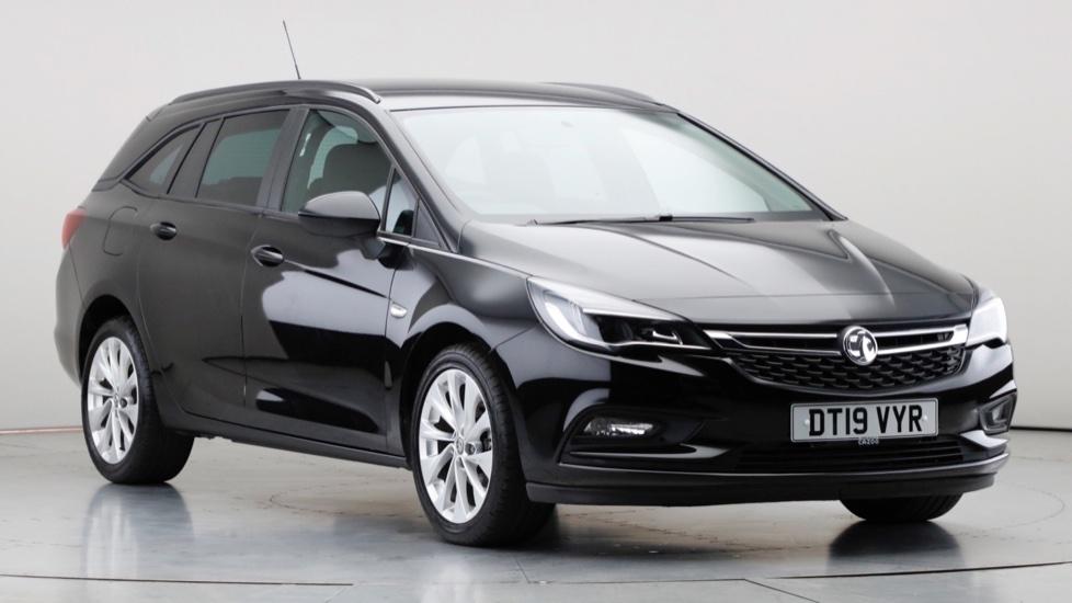 2019 Used Vauxhall Astra 1L Tech Line Nav ecoTEC i Turbo