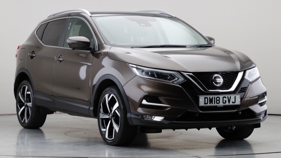 2018 Used Nissan Qashqai 1.2L Tekna DIG-T
