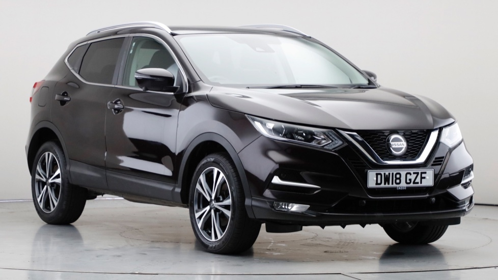 2018 Used Nissan Qashqai 1.2L N-Connecta DIG-T