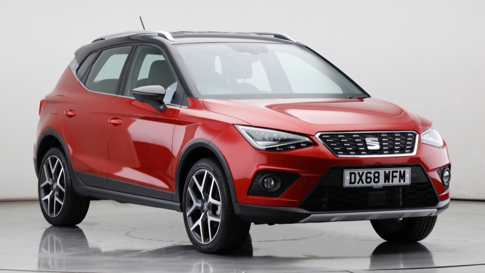 2018 Used Seat Arona 1L XCELLENCE Lux TSI