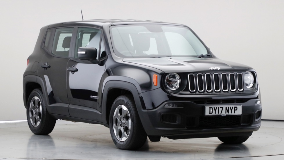 2017 Used Jeep Renegade 1.6L Sport MultiJetII
