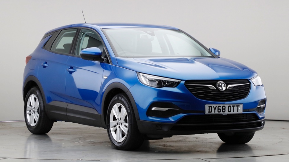 2018 Used Vauxhall Grandland X 1.6L SE BlueInjection Turbo D