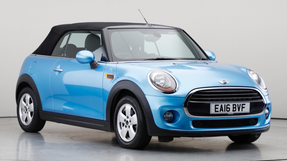 2016 Used Mini Convertible 1.5L Cooper