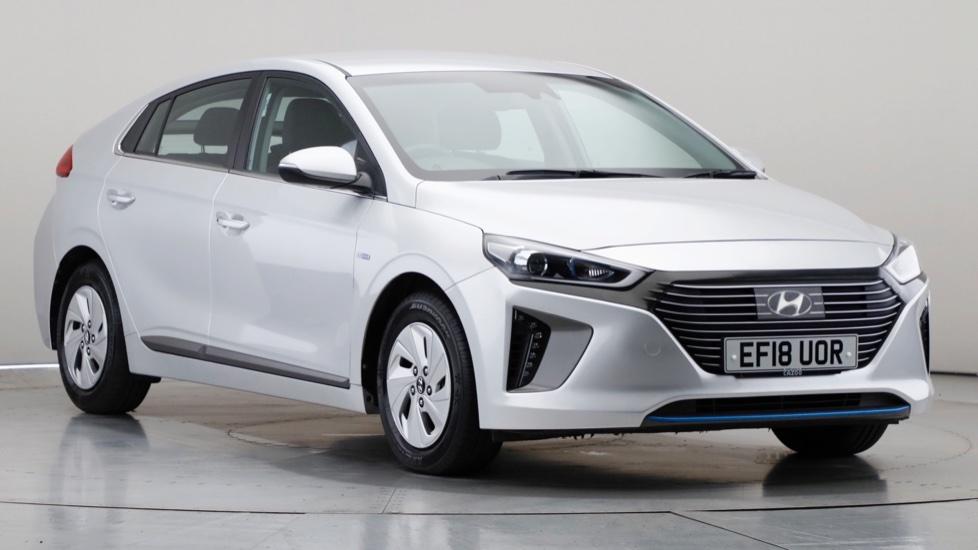 2018 Used Hyundai Ioniq 1.6L Premium h-GDi