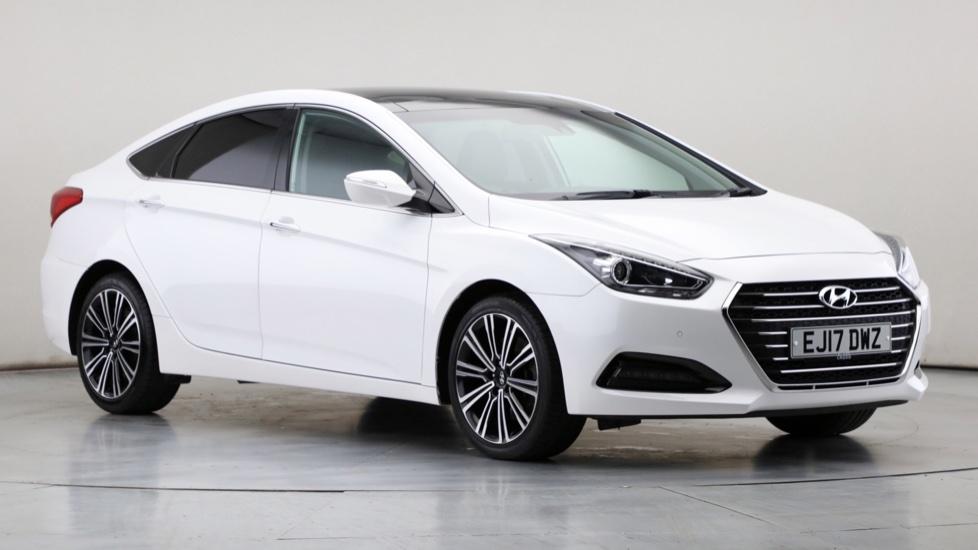2017 Used Hyundai i40 1.7L Premium Blue Drive CRDi