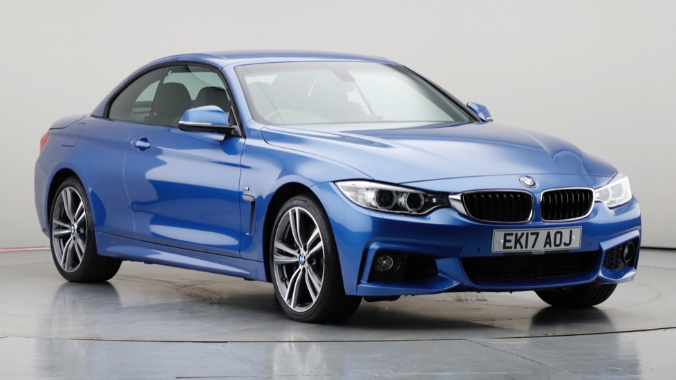 2017 Used BMW 4 Series 3L M Sport 435d
