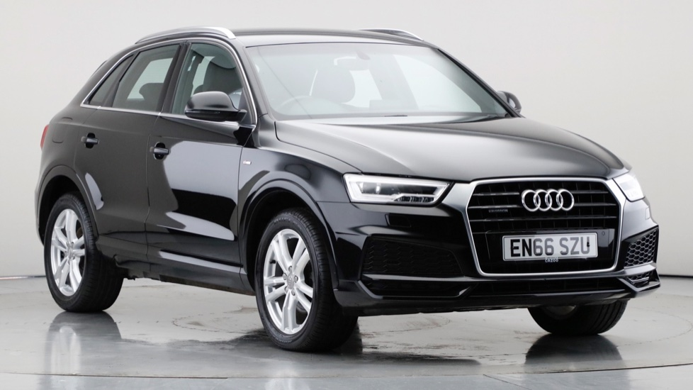 2016 Used Audi Q3 2L S line Edition TDI