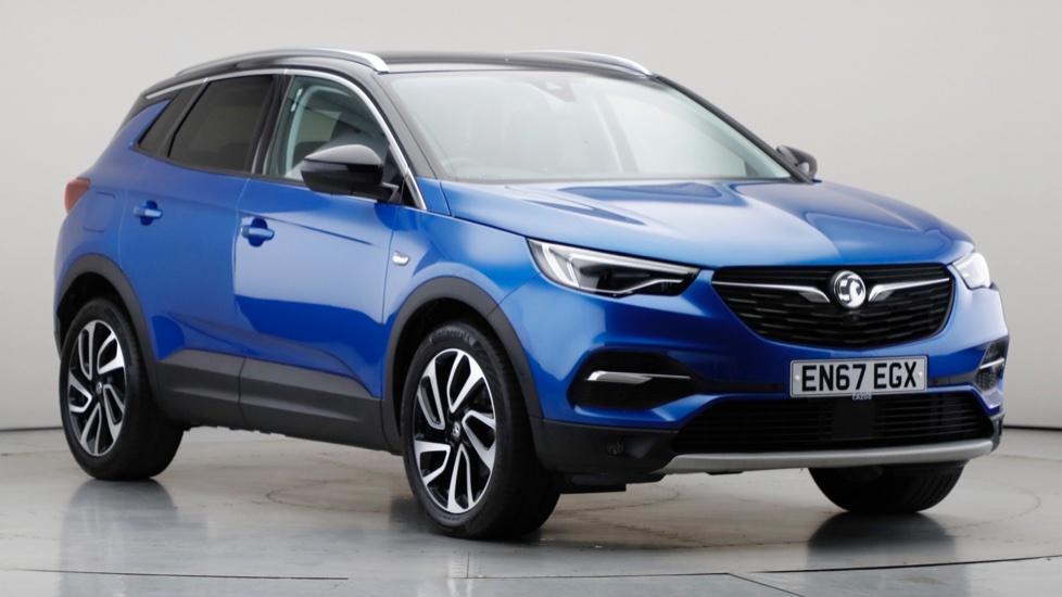 2018 Used Vauxhall Grandland X 1.2L Elite Nav Turbo