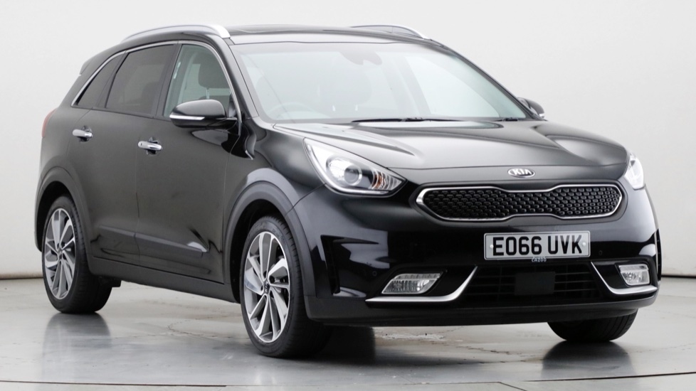 2016 Used Kia Niro 1.6L First Edition h GDi