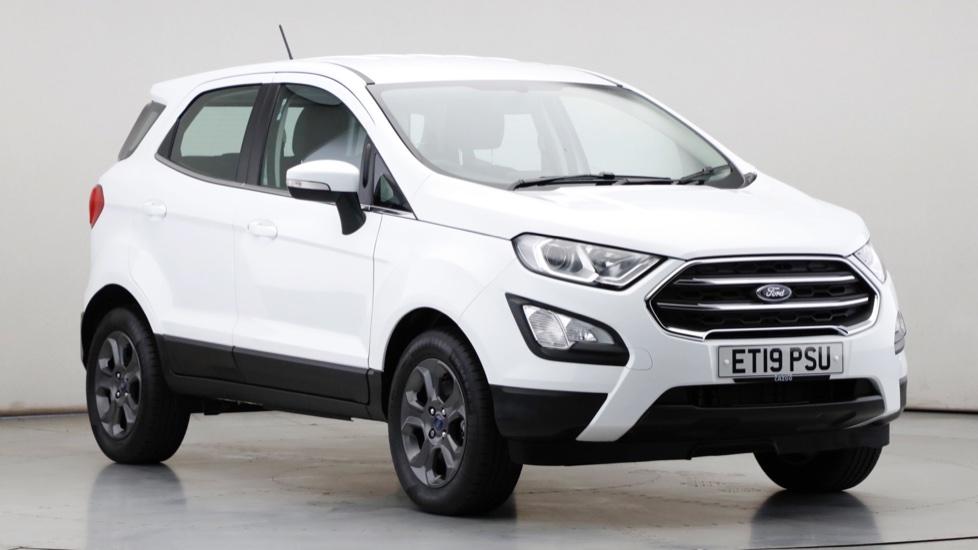 2019 Used Ford EcoSport 1L Zetec EcoBoost T