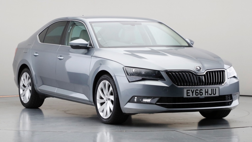 2016 Used Skoda Superb 2L SE L Executive CR DPF TDI
