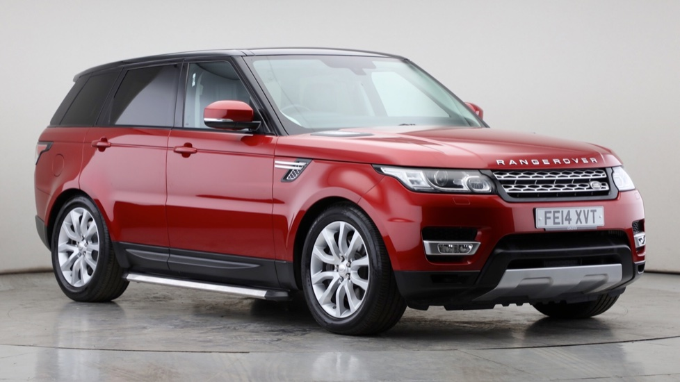 2014 Used Land Rover Range Rover Sport 3L HSE SD