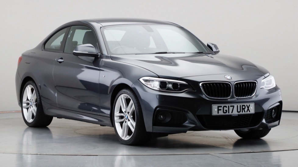 2017 Used BMW 2 Series 1.5L M Sport 218i