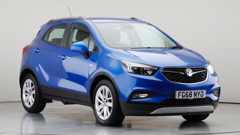 2018 Used Vauxhall Mokka X 1.4L Design Nav i Turbo