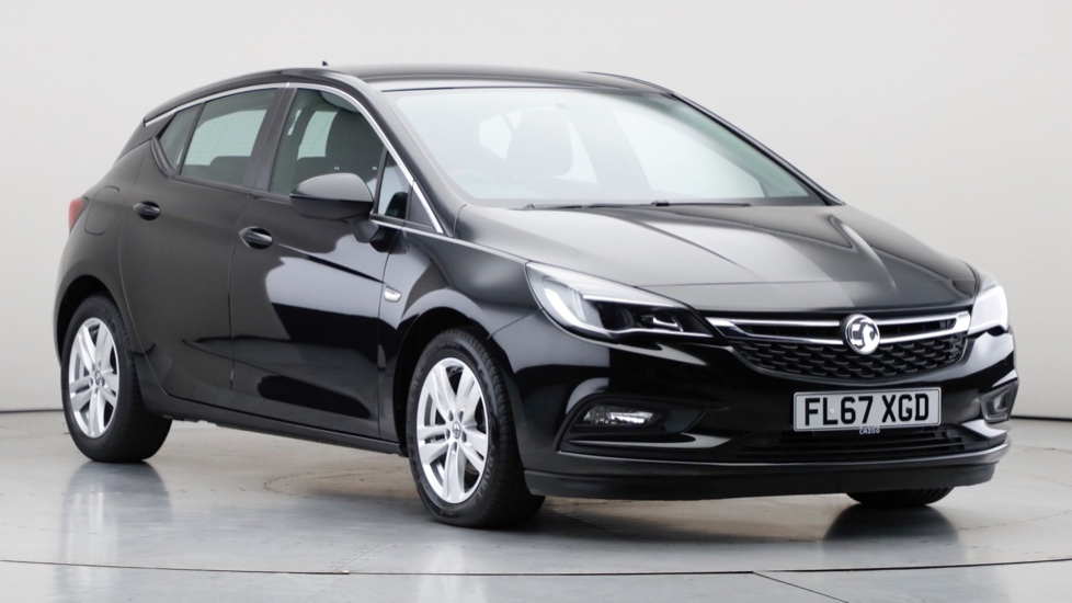2017 Used Vauxhall Astra 1.6L Tech Line Nav ecoTEC BlueInjection CDTi