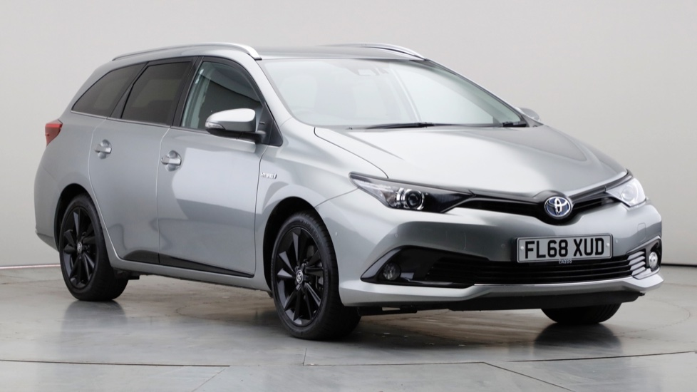 2019 Used Toyota Auris 1.8L Design VVT-h