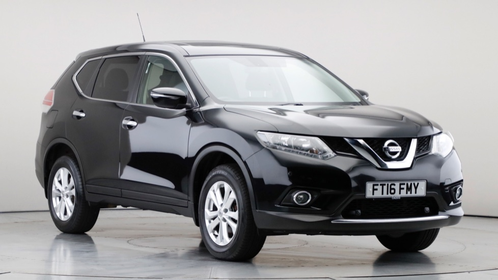 2016 Used Nissan X-Trail 1.6L Acenta dCi