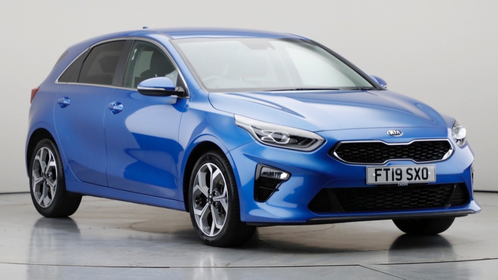 2019 Used Kia Ceed 1.4L Blue Edition T-GDi