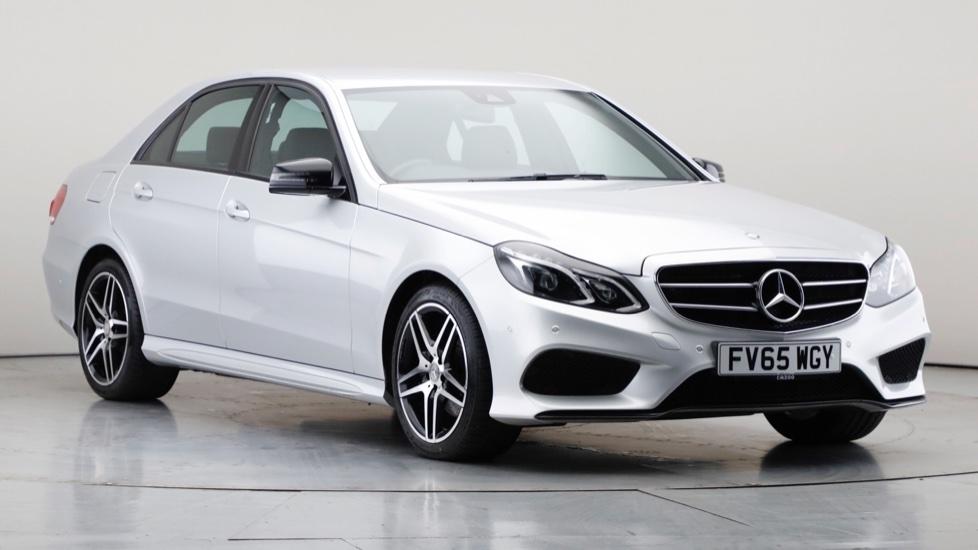 2015 Used Mercedes-Benz E Class 2.1L AMG Night Edition BlueTEC E220 CDI