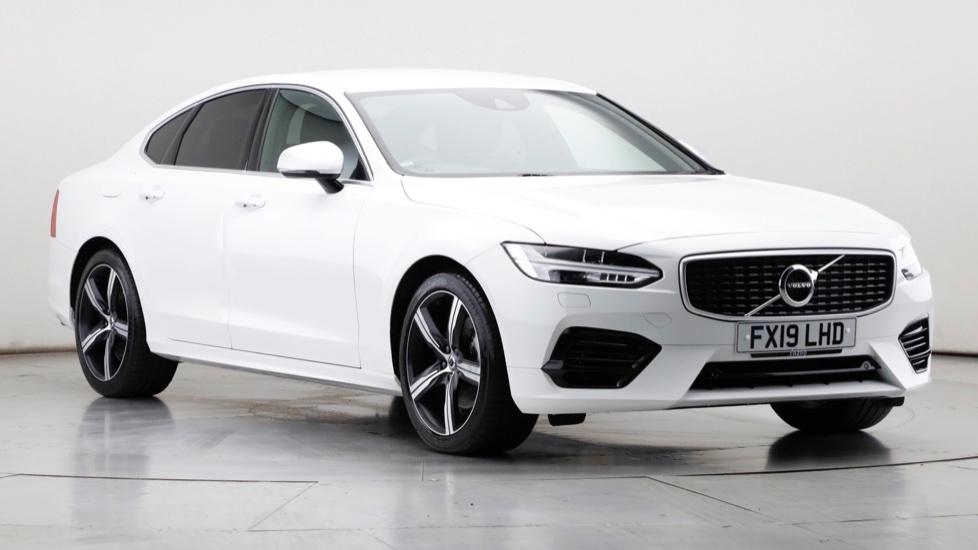 2019 Used Volvo S90 2L R-Design Pro Twin Engine h T8