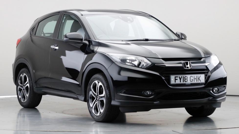 2018 Used Honda HR-V 1.5L SE i-VTEC