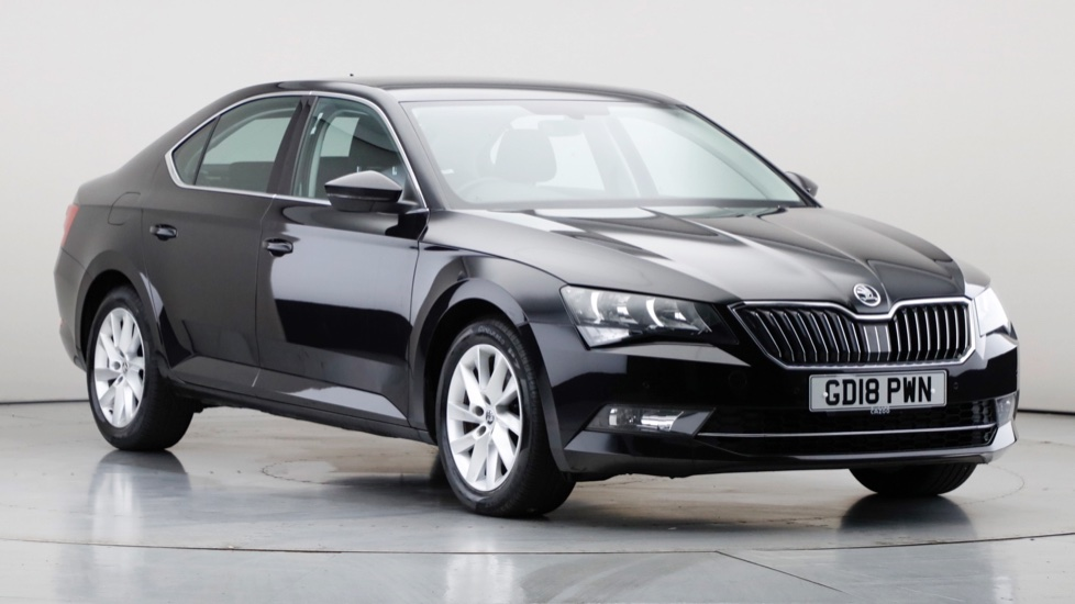 2018 Used Skoda Superb 1.4L SE ACT TSI