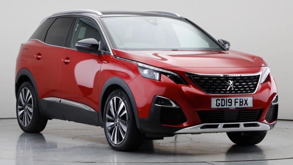 2019 Used Peugeot 3008 1.5L GT Line Premium BlueHDi
