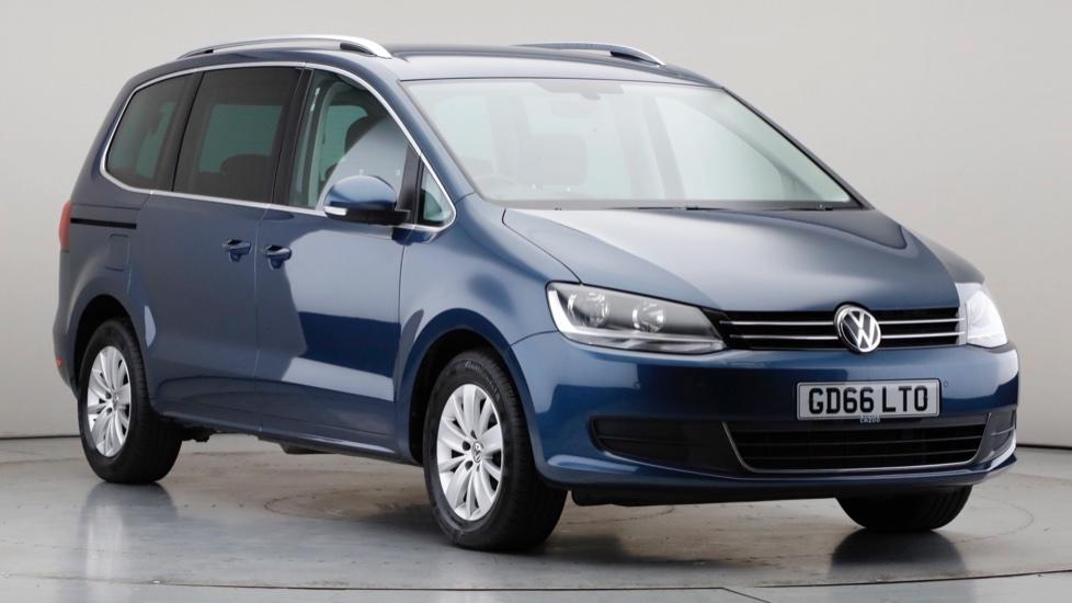 2017 Used Volkswagen Sharan 2L SE BMT TDI