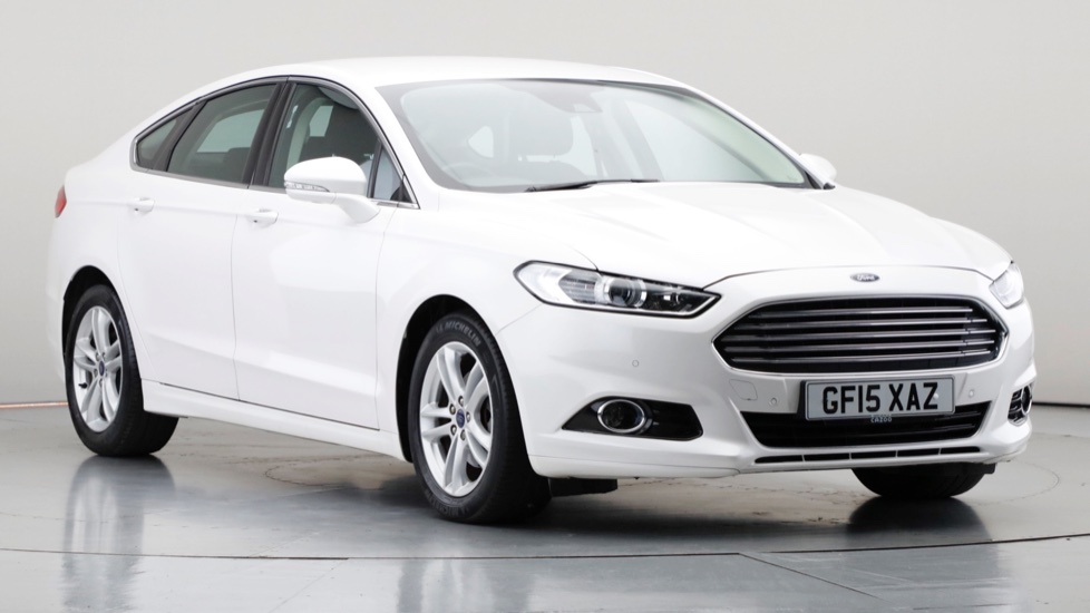 2015 Used Ford Mondeo 2L Titanium EcoBoost T