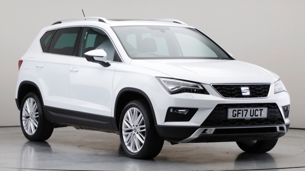 2017 Used Seat Ateca 1.4L XCELLENCE EcoTSI